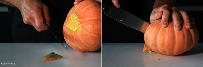 pumpkin puree steps - 1